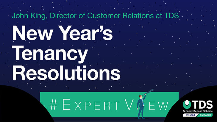 Image of #ExpertView: New Year tenancy resolutions