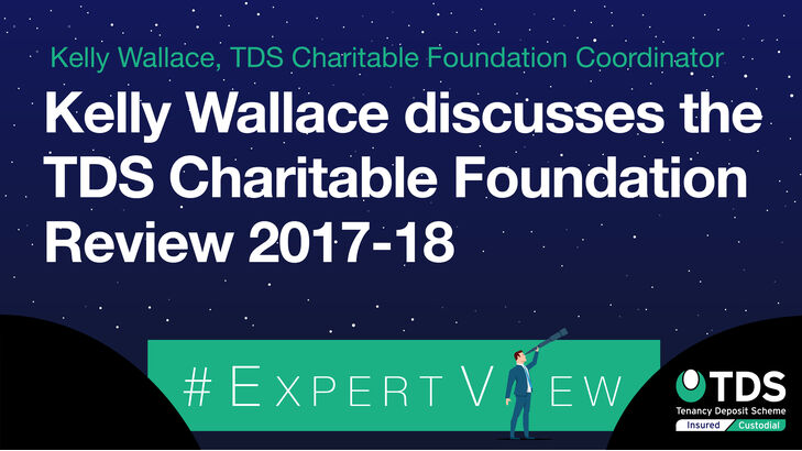 Image of #ExpertView: Kelly Wallace discusses the TDS Charitable Foundation Review 2017-18