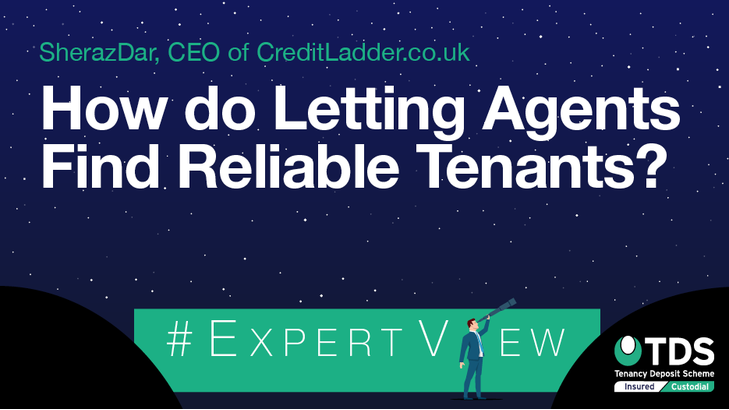 ExpertView blog image - How do letting agents find reliable tenants?