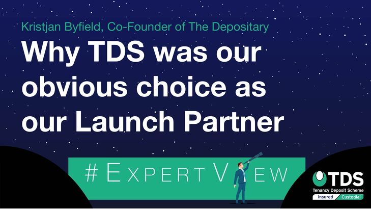 ExpertView blog image - The Depositary - Why TDS was our launch partner