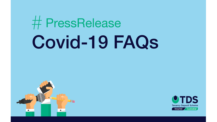 Press Release Blog Graphic - TDS Covid-19 FAQ's