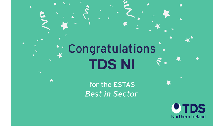 TDS NI ESTAS Award - Best in Sector 2020