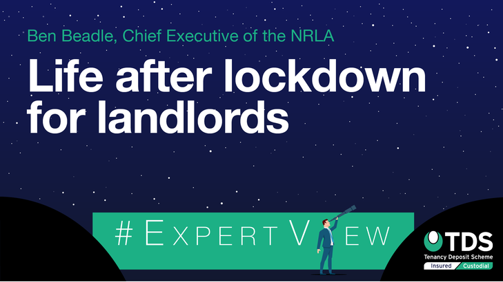 ExpertView blog image - Life after lockdown for landlords