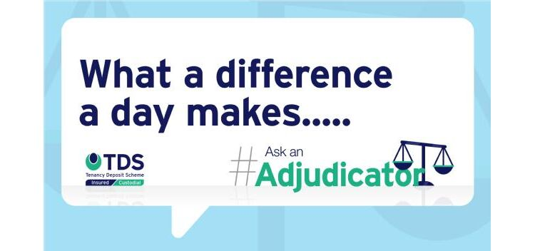 Image saying Adjudication Digest What a difference a day makes
