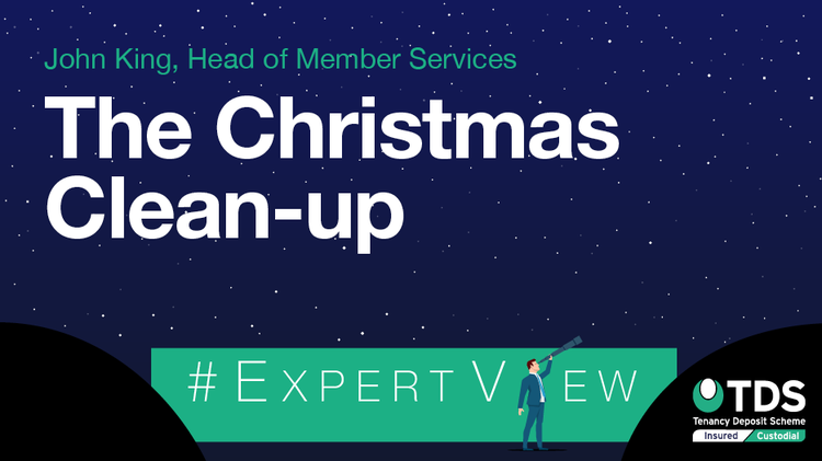 ExpertView blog graphic - The Christmas clean up