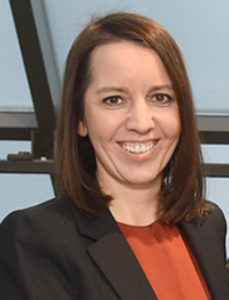 Rebecca Johnston, TDS Headshot