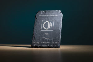 Chartered Institute of Housing award 2017