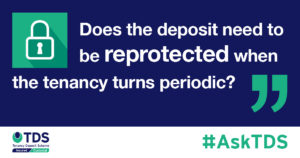 deposit re protect turn periodic