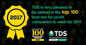 top 100 best not-for-profit companies to work for 2017