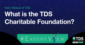 What is the TDS Charitable Foundation?