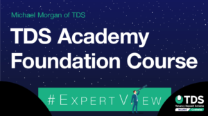 IMage saying: TDS Academy Foundation Course