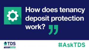 How does tenancy deposit protection work?