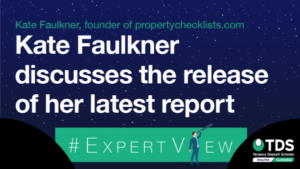 Image saying: 'Kate Faulkner discusses the release of her latest report'