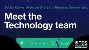 Meet the Technology team - TDS image