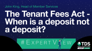 ExpertView blog graphic - Tenant Fees Act
