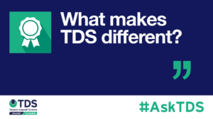 AskTDS blog graphic - What makes TDS different?