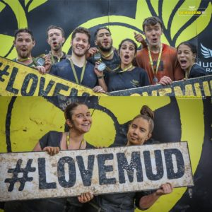 Agents Giving Love Mud Challenge - 2