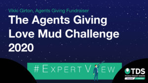 ExpertView blog image - Agents Giving Love Mud Challenge 2020