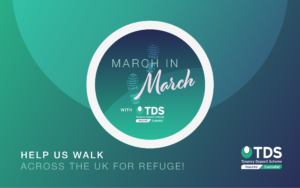 March in March with TDS