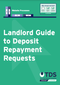 Landlord Guide to Deposit Repayment Requests
