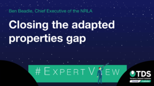 NRLA Chief Executive, Ben Beadle, discusses the association's new guidance showing landlords the role they can play in supporting the UK's ageing population and disabled renters.